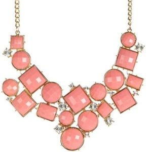 Jewelry - Pink candy gems necklace